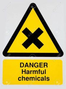36434315-warning-sign—danger-harmful-chemicals-Stock-Photo