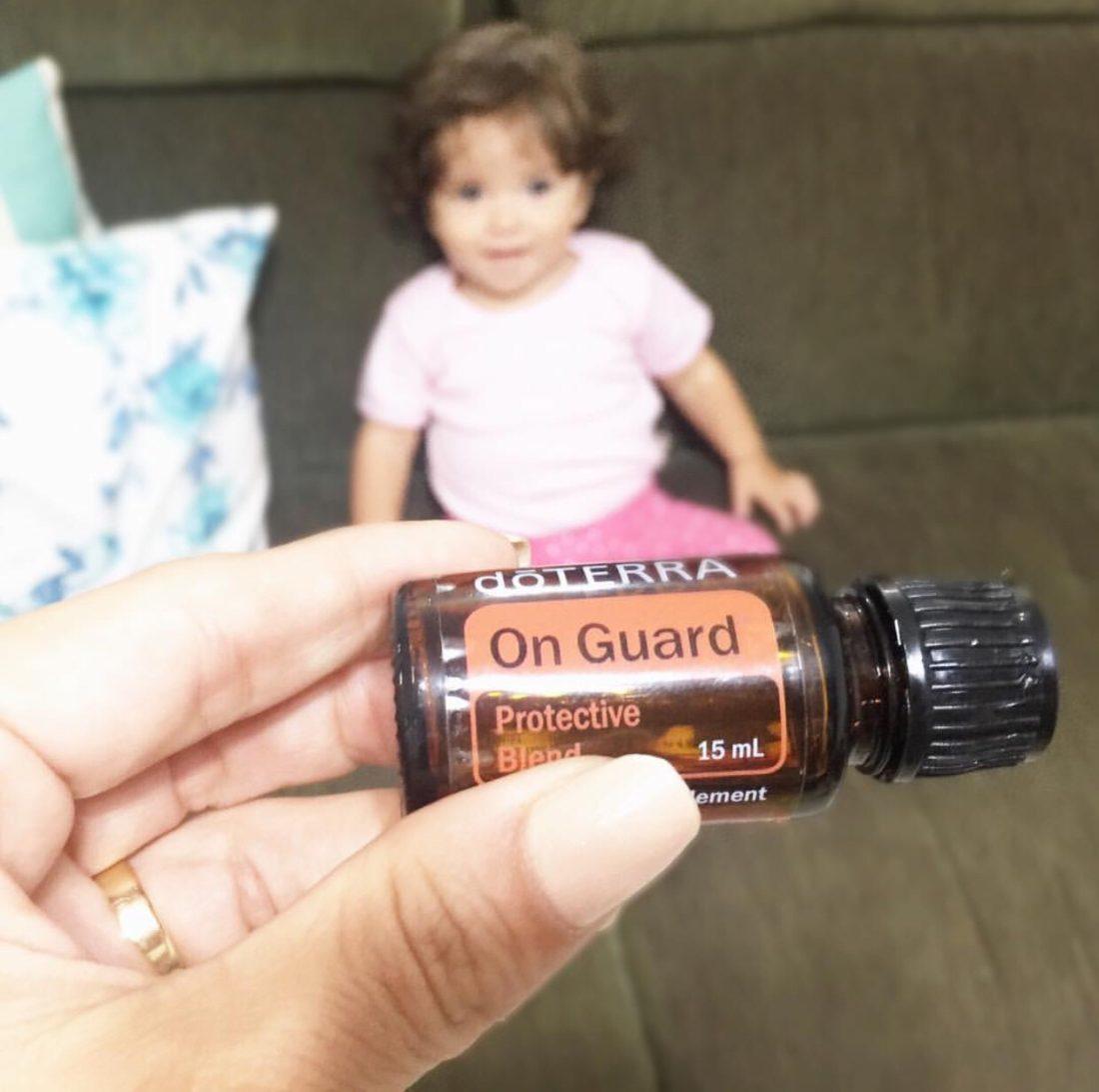 Óleos essenciais em bebês e crianças